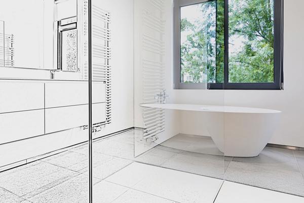 Pertler-Badsanierung: ob Teil- oder Vollsanierung – bei Pertler bekommen Sie die notwendige individuelle Beratung
